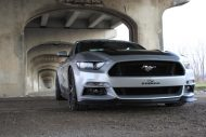 ford mustang steeda q750 streetfighter tuning 21 190x127 Ford Mustang Steeda Q750 Streetfighter mit 825PS & 888NM