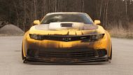 ford mustang steeda q750 streetfighter tuning 25 190x107 Ford Mustang Steeda Q750 Streetfighter mit 825PS & 888NM