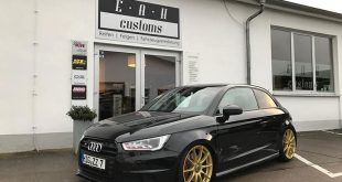 18 Zoll OZ Formula Audi S1 A1 Tuning 1 310x165 Airride & 20 Zoll LV2 Alus am EAH Customs VW Passat