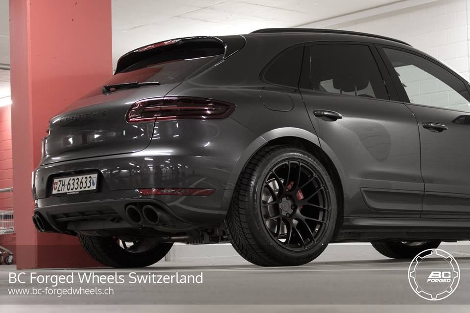 20 Inch Bc Forged Wheels Rs40 Porsche Macan Gts Tuning 4