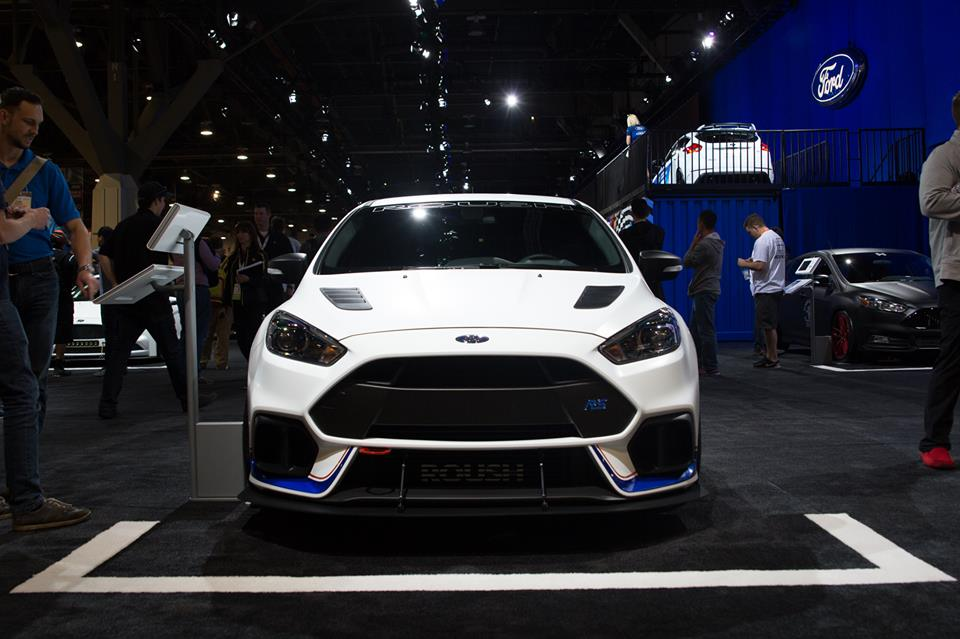 2016 Ford Focus RS Roush Performance Tuning 4 Mächtig   Ford Focus RS by Roush Performance mit 500PS
