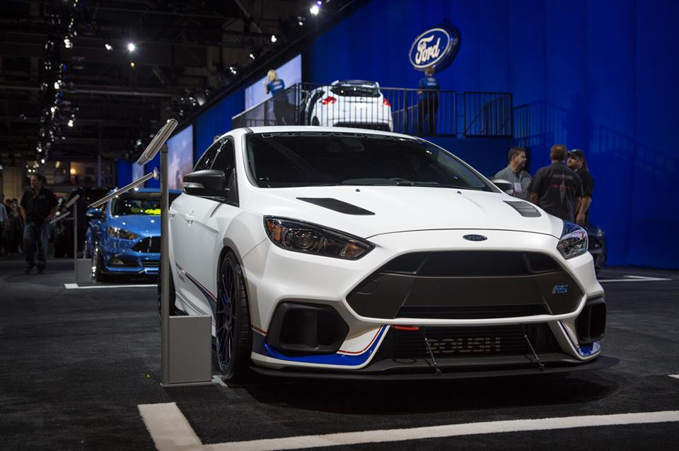 2016 Ford Focus RS Roush Performance Tuning 8 Mächtig   Ford Focus RS by Roush Performance mit 500PS
