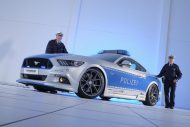 "2016 Wolf Racing Ford Mustang Police Car Tune It Safe 2 1 190x127 Wolf Racing Ford Mustang Police Car   ""Tune It! Safe!"""
