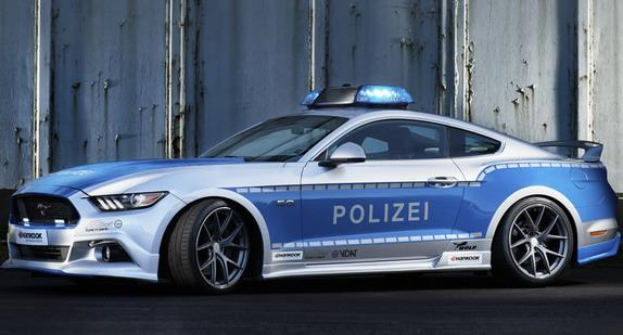"2016 Wolf Racing Ford Mustang Police Car Tune It Safe 2 Wolf Racing Ford Mustang Police Car   ""Tune It! Safe!"""