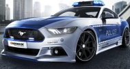 "2016 Wolf Racing Ford Mustang Police Car Tune It Safe 4 190x101 Wolf Racing Ford Mustang Police Car   ""Tune It! Safe!"""