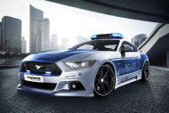 "2016 Wolf Racing Ford Mustang Police Car Tune It Safe 5 1 190x127 Wolf Racing Ford Mustang Police Car   ""Tune It! Safe!"""