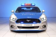 "2016 Wolf Racing Ford Mustang Police Car Tune It Safe 8 190x127 Wolf Racing Ford Mustang Police Car   ""Tune It! Safe!"""