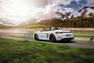 2016 porsche boxster techart tuning bodykit 4 190x127 Genug   Bodykit & 400PS im Techart Porsche Boxter (Typ 718)