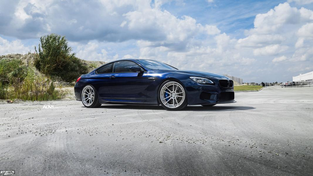 21 Zoll ADV.1 Wheels Vorsteiner Parts BMW M6 Coupe F13 Tuning 7 21 Zoll ADV.1 Wheels & Vorsteiner Parts am BMW M6 Coupe