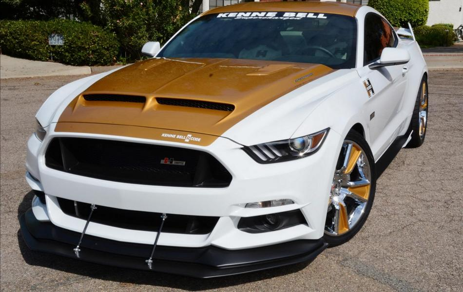 750PS Ford Mustang R Kodex Hurst Tuning SEMA 2016 2 750PS Ford Mustang R Kodex by Hurst zur SEMA 2016