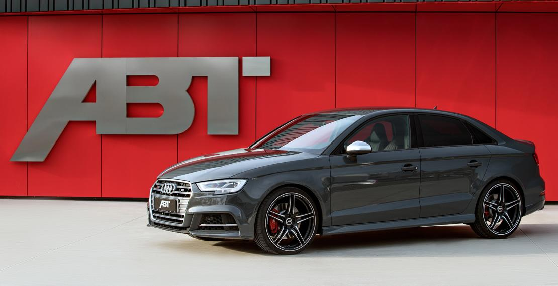 ABT Sportsline 2016 Audi A3 S3 Limousine Tuning 4 400PS & 500NM   ABT Sportsline 2016 Audi A3 S3 Limousine