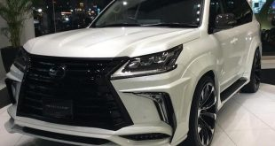 Artisan Lexus LX 0 310x165 Lexus LX mit Artisan Spirits Black Label Body Kit gegen X5M & Co.
