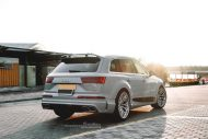 Audi Q7 ABT Widebody Kit Brixton CM10 Tuning 2 190x127 Audi Q7 mit ABT Widebody Kit & 22 Zoll Brixton Wheels