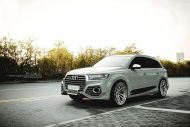 Audi Q7 ABT Widebody Kit Brixton CM10 Tuning 7 190x127 Audi Q7 mit ABT Widebody Kit & 22 Zoll Brixton Wheels