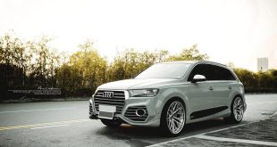 Audi Q7 ABT Widebody Kit Brixton CM10 Tuning 7 310x165 Audi Q7 mit ABT Widebody Kit & 22 Zoll Brixton Wheels