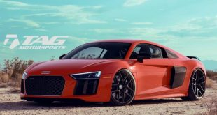Audi R8 V10 Plus HRE Performance Wheels R101 Tuning 1 310x165 Audi R8 V10 Plus auf HRE Performance Wheels R101 in Mattschwarz