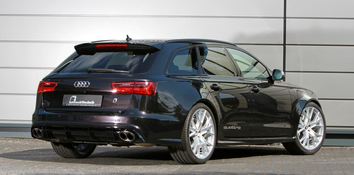BB Audi RS6 RS7 C7 Tuning 2016 13 Keine Gegner   B&B Audi RS6 / RS7 mit 820PS & 960NM Drehmoment