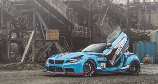 BMW E89 Z4 Varis Bodykit Tuning 10 310x165 Mega geil   BMW M235i mit PD2XX Widebody Kit & AG Alu's