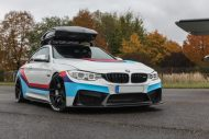 BMW F82 M4R Dachbox Carbonfiber Dynamics Tuning 1 190x127 BMW F82 M4R mit cooler Dachbox by Carbonfiber Dynamics