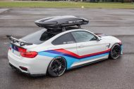 BMW F82 M4R Dachbox Carbonfiber Dynamics Tuning 15 190x127 BMW F82 M4R mit cooler Dachbox by Carbonfiber Dynamics