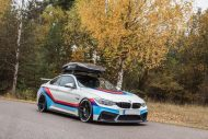 BMW F82 M4R Dachbox Carbonfiber Dynamics Tuning 19 190x127 BMW F82 M4R mit cooler Dachbox by Carbonfiber Dynamics