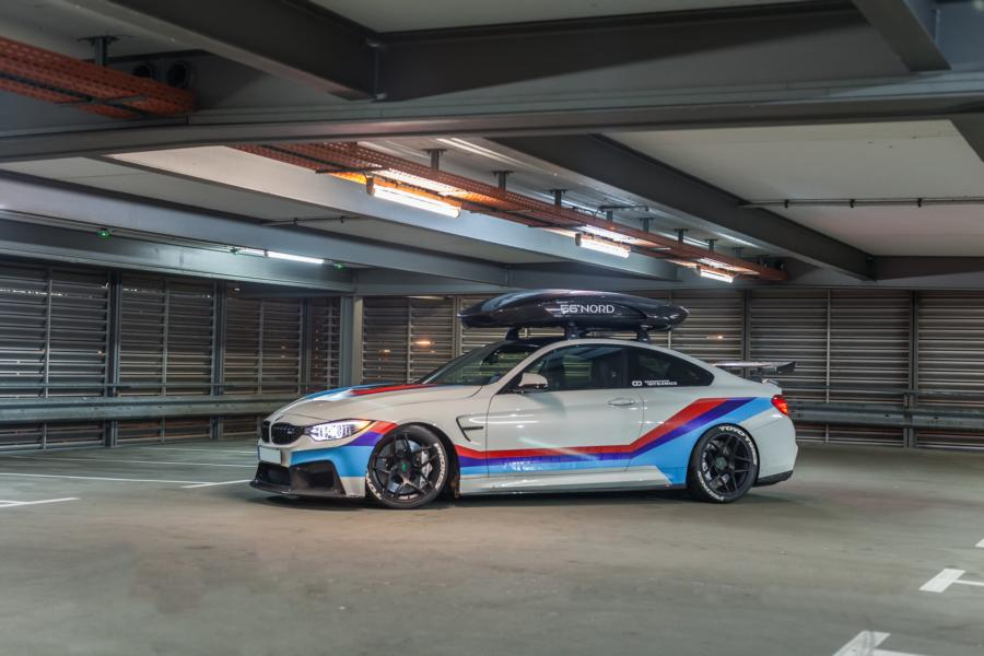 BMW F82 M4R Dachbox Carbonfiber Dynamics Tuning 28 BMW F82 M4R mit cooler Dachbox by Carbonfiber Dynamics