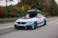 BMW F82 M4R Dachbox Carbonfiber Dynamics Tuning 31 190x127 BMW F82 M4R mit cooler Dachbox by Carbonfiber Dynamics