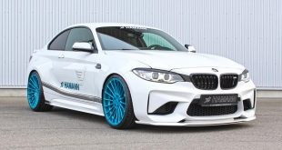 BMW M2 F87 Coupe Hamann Motorsport Tuning 2016 3 310x165 Fertig   BMW M2 F87 Coupe by Hamann Motorsport mit 420PS