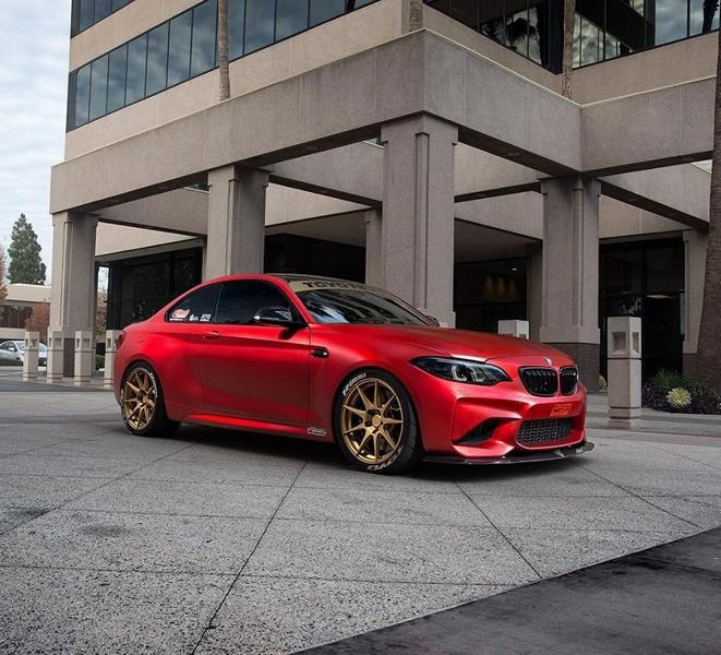 BMW M2 F87 Coupe by PSM Dynamic aus Japan 1 Mega cool BMW M2 F87 Coupe by PSM Dynamic aus Japan