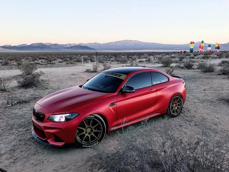 BMW M2 F87 Coupe by PSM Dynamic aus Japan 2 Mega cool BMW M2 F87 Coupe by PSM Dynamic aus Japan