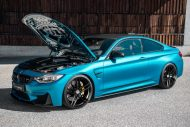 BMW M4 F82 Competition G Power Tuning 2016 11 190x127 BMW M4 F82 Competiton mit 600PS & 740NM by G Power