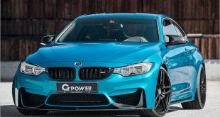 BMW M4 F82 Competition G Power Tuning 2016 2 310x165 BMW M4 F82 Competiton mit 600PS & 740NM by G Power