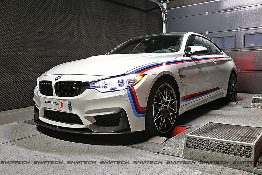 BMW M4 F82 Competition chiptuning 1 529PS & 754NM im BMW M4 F82 Competition by Shiftech