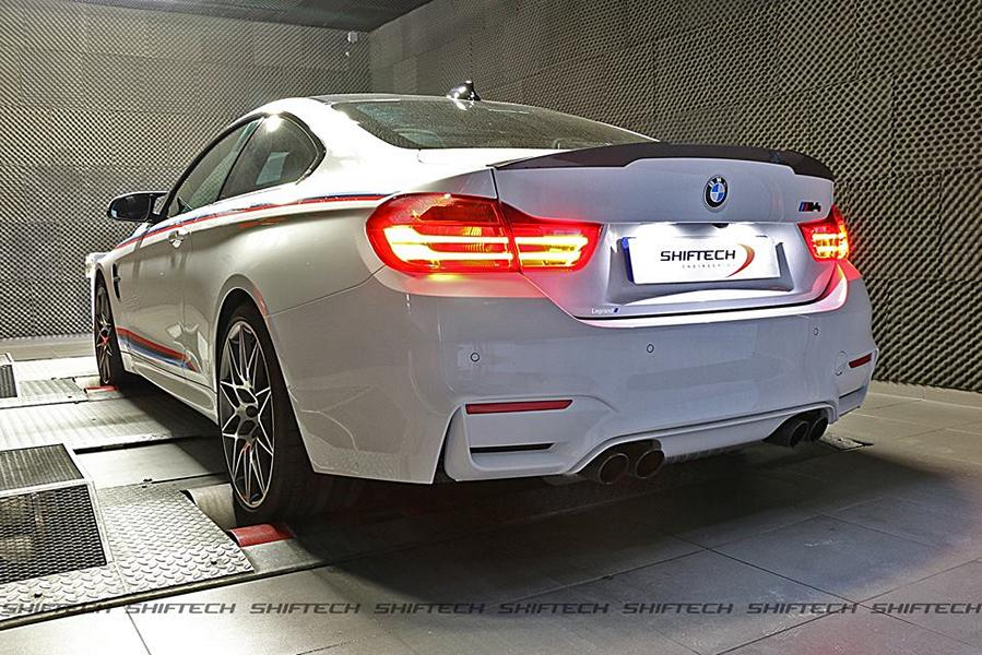 BMW M4 F82 Competition chiptuning 2 529PS & 754NM im BMW M4 F82 Competition by Shiftech