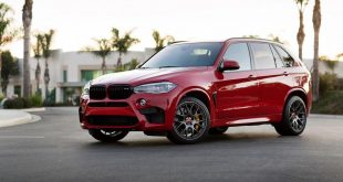 BMW X5M F85 Melbourne Rot BBS Tuning 1 310x165 Schicker BMW X5M F85 in Jet Black mit iND & HRE Parts