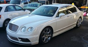 Bentley Continental Flying Spur Wald Internationale Bodykit Tuning 2 310x165 Mercedes AMG G63 mit Bodykit vom Tuner Wald Internationale