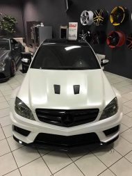 Black Series Widebody Style Mercedes C Klasse W204 Tuning 5 190x253 Black Series Widebody Style Mercedes C Klasse W204 by FL
