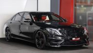 Brabus Mercedes S63 850 biturbo tuning 1 190x109 Fotostory: Brabus 850   Mercedes Benz S63 AMG mit 850PS