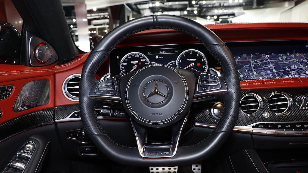 Brabus Mercedes S63 850 biturbo tuning 16 Fotostory: Brabus 850   Mercedes Benz S63 AMG mit 850PS