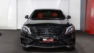 Brabus Mercedes S63 850 biturbo tuning 2 190x107 Fotostory: Brabus 850   Mercedes Benz S63 AMG mit 850PS