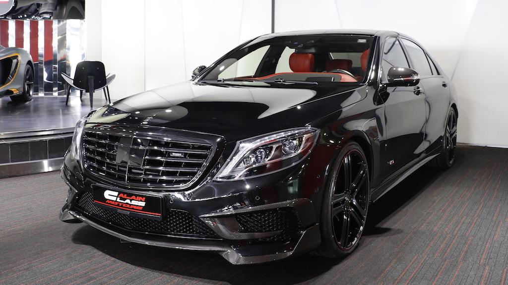 Photo story brabus 850 mercedes benz amg s63 with 850ps for Mercedes benz s63 amg biturbo