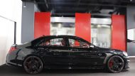 Brabus Mercedes S63 850 biturbo tuning 5 190x107 Fotostory: Brabus 850   Mercedes Benz S63 AMG mit 850PS