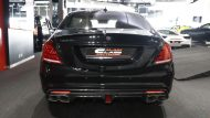 Brabus Mercedes S63 850 biturbo tuning 7 190x107 Fotostory: Brabus 850   Mercedes Benz S63 AMG mit 850PS