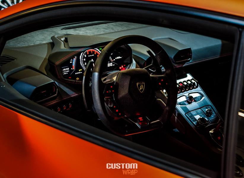 Burnt Orange Chrome Satin Lamborghini Huracan Tuning 14 Zacoe Lamborghini Huracan mit Fi Exhaust & neuen Alu's