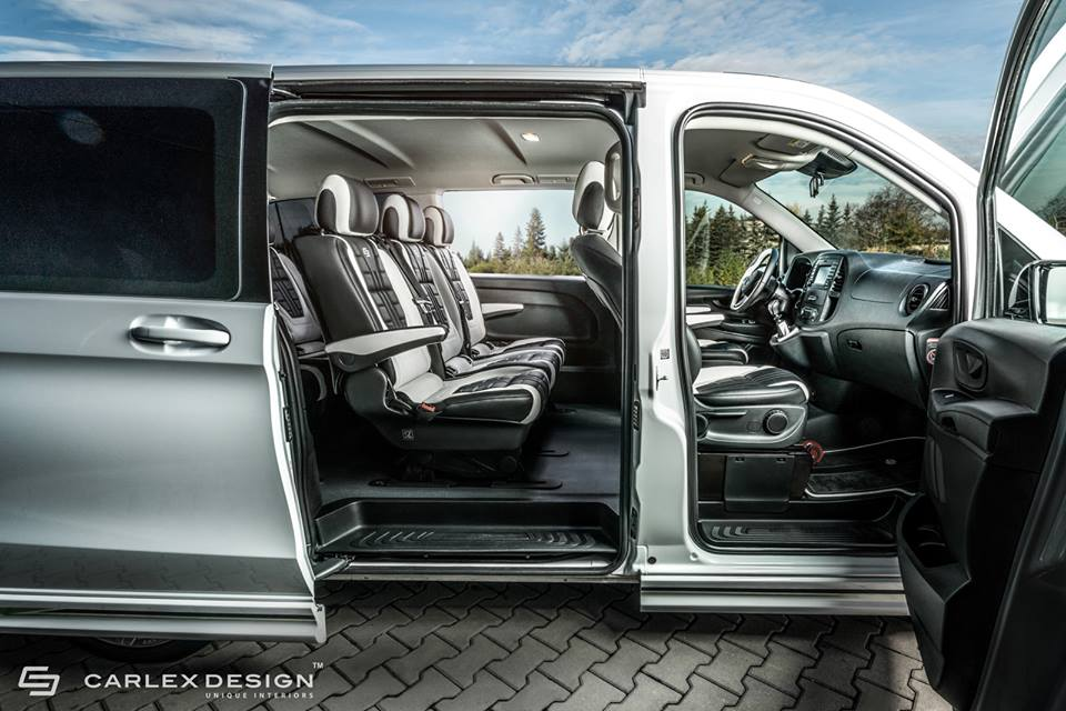 Living Flair Carlex Design Mercedes Benz Vito Tuningblog Eu
