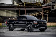 Chevrolet Silverado XD Wheels Tuning 2016 13 190x127 Chevrolet Silverado auf XD Wheels by Exclusive Motoring