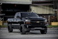 Chevrolet Silverado XD Wheels Tuning 2016 15 190x127 Chevrolet Silverado auf XD Wheels by Exclusive Motoring