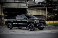 Chevrolet Silverado XD Wheels Tuning 2016 2 190x127 Chevrolet Silverado auf XD Wheels by Exclusive Motoring