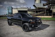 Chevrolet Silverado XD Wheels Tuning 2016 22 190x127 Chevrolet Silverado auf XD Wheels by Exclusive Motoring