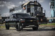 Chevrolet Silverado XD Wheels Tuning 2016 3 190x127 Chevrolet Silverado auf XD Wheels by Exclusive Motoring